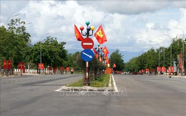 Ninh Thuan: Dong bao Raglai han hoan cho don ngay bau cu hinh anh 2