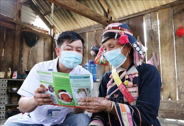 Nang cao nhan thuc phap luat cho phu nu vung bien Lai Chau hinh anh 1