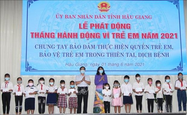 UNICEF se ho tro toi da de Viet Nam tiep can cac loai vaccine phong dich COVID-19 hinh anh 1