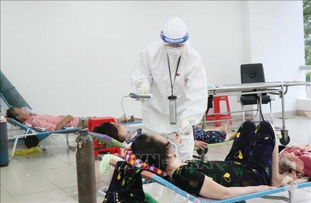 Dich COVID-19: Giam doc Benh vien Phoi Trung uong chia se cach theo doi suc khoe cho F0 cach ly tai nha hinh anh 2