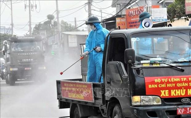 Dich COVID-19: Thanh pho Ho Chi Minh: Tu ngay 26/7, nguoi dan tuyet doi khong ra duong sau 18 gio hinh anh 2