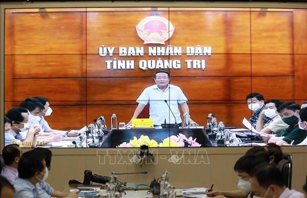 Ung pho voi bao so 6: Quang Tri nghiem cam tau thuyen ra khoi tu chieu 23/9 hinh anh 1