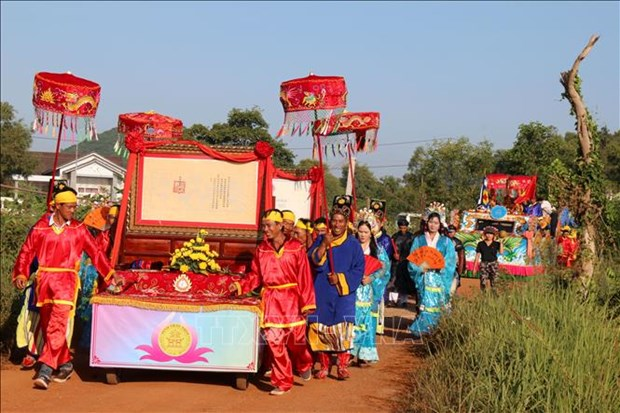 Binh Thuan de nghi dua Le hoi Dinh Thay Thim vao Danh muc di san van hoa phi vat the quoc gia hinh anh 3