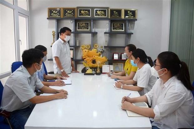 Doanh nhan Nguyen Quang Vinh giu chu tin de thanh cong hinh anh 2