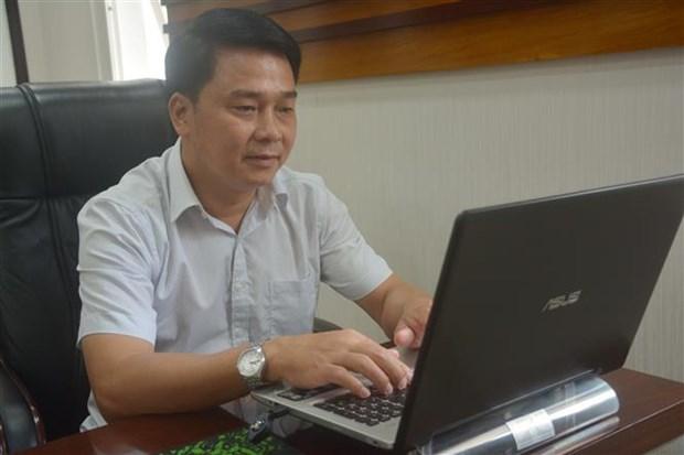 Doanh nhan Nguyen Quang Vinh giu chu tin de thanh cong hinh anh 1
