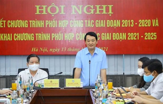 Uy ban Dan toc tang cuong phoi hop ho tro sinh ke cho nong dan cac dan toc thieu so hinh anh 2