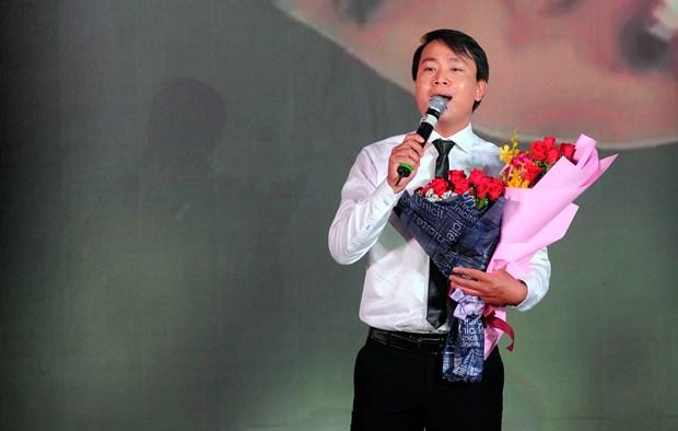 """Dac sac chuong trinh Giao luu van nghe """"Hat ve que huong dat nuoc"""" lan thu 7 nam 2020 hinh anh 16"""