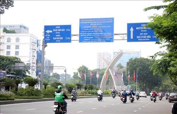 Ung dung cong nghe vao quan ly giao thong Thanh pho Ho Chi Minh - Bai 1 hinh anh 1