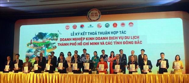 Day manh lien ket phat trien du lich giua Thanh pho Ho Chi Minh va cac tinh vung Dong Bac hinh anh 2