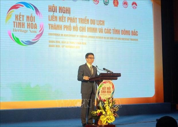 Day manh lien ket phat trien du lich giua Thanh pho Ho Chi Minh va cac tinh vung Dong Bac hinh anh 1