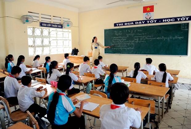 Xuan moi tren dat giong Vinh Chau hinh anh 13