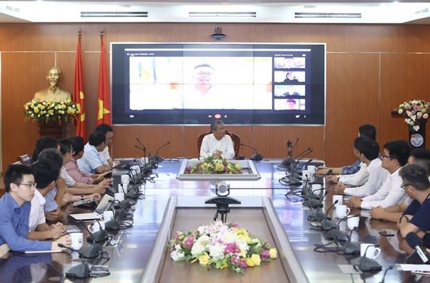 越南首个视频会议平台Zavi正式亮相启用 hinh anh 1