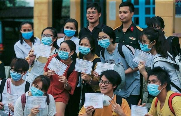 日本媒体高度评价越南政府在保护民众生命安全中所做出的努力 hinh anh 1