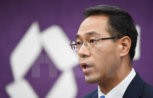 中国愿同东盟加强合作 hinh anh 1