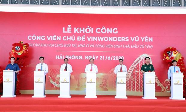 阮春福在海防市开展接待选民活动 hinh anh 3