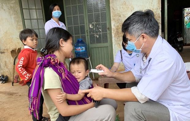 越南部分省份出现白喉死亡病例 卫生部要求注重白喉防治工作 hinh anh 2