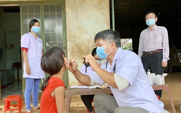 越南部分省份出现白喉死亡病例 卫生部要求注重白喉防治工作 hinh anh 1