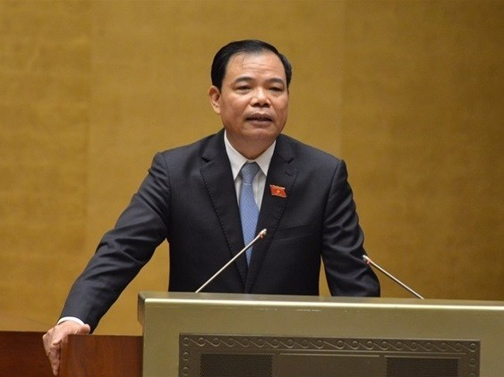 阮春强部长:农业产业以转变促发展 hinh anh 1