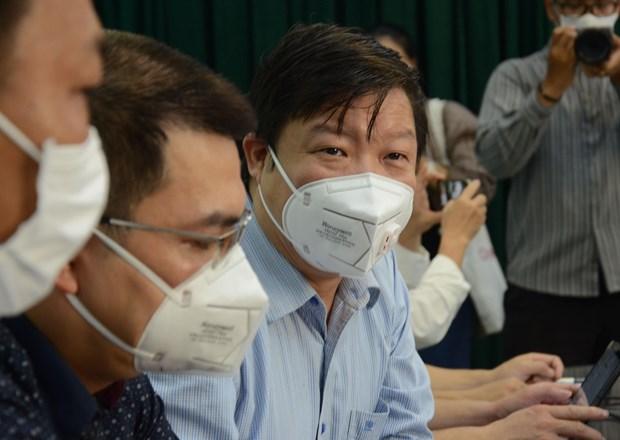 岘港市7月26日起的14天内暂停接待游客 hinh anh 2