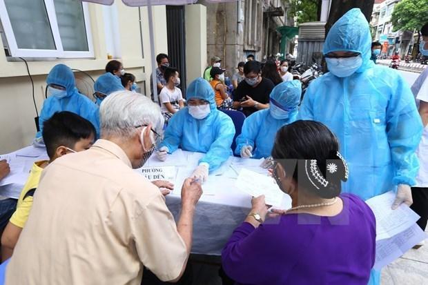 越南新增4 例新冠肺炎确诊病例 两例与岘港有关 hinh anh 1