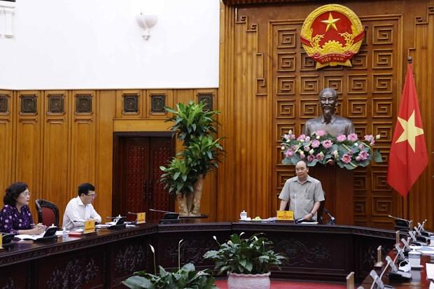 阮春福总理:确保统计数据的准确性绝不贴金也不抹黑 hinh anh 2