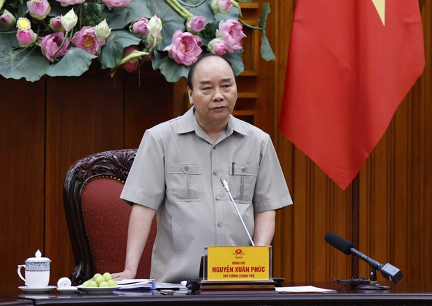 阮春福总理:确保统计数据的准确性绝不贴金也不抹黑 hinh anh 1