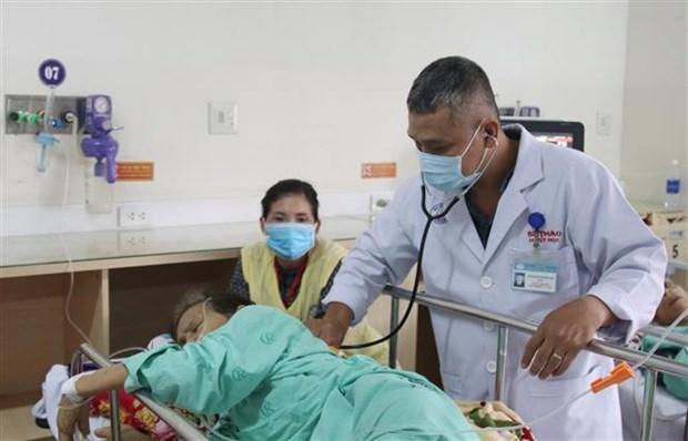 越南新增1例新冠肺炎死亡病例 累计死亡病例32例 hinh anh 1