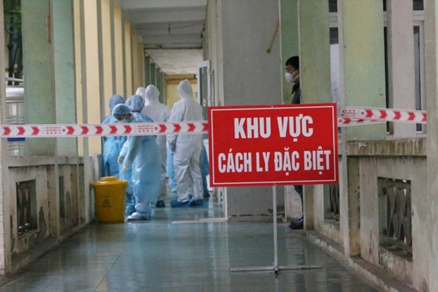 越南连续60天无新增本地病例 hinh anh 1