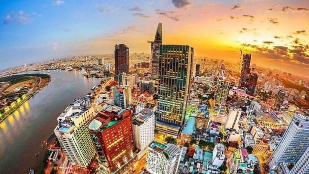 越南入围国际贸易流取得令人瞩目的前5个国家名单 hinh anh 1