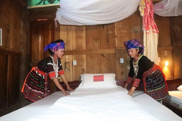 莱州省将文化保护工作与旅游发展相结合 hinh anh 3