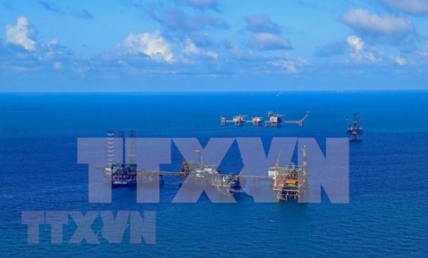 2021年越俄油气联营公司力争石油和凝析油开采量达近300万吨的目标 hinh anh 1