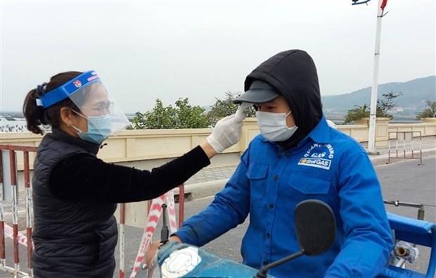 新冠肺炎疫情:海阳省致力每日采样检测5000人至6000人 广宁省成立疫情追踪信息组 hinh anh 1