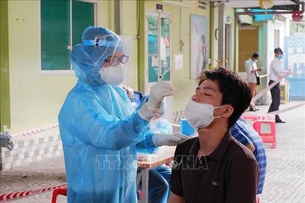 2月9日上午越南新增3例确诊病例 hinh anh 1