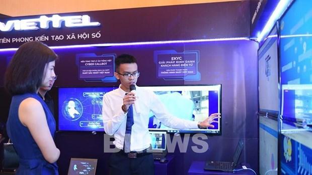 在新技术地图上写下越南的名字 hinh anh 1
