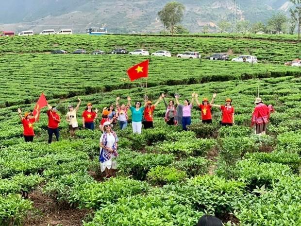 越南幸福指数在亚洲排名第二 hinh anh 1