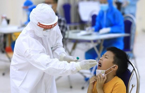 3月21日上午越南无新增新冠肺炎确诊病例 hinh anh 1