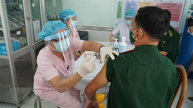 3日上午越南无新增新冠肺炎确诊病例 hinh anh 1