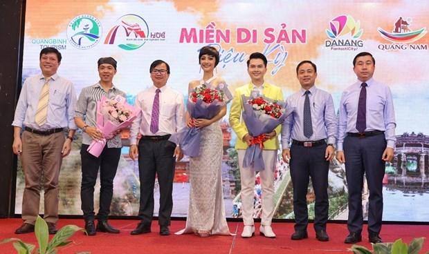 """越南中部4个省市联合举办""""奇妙遗产之地""""旅游刺激活动 hinh anh 1"""