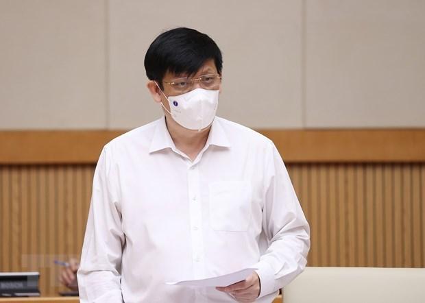 新冠肺炎疫情:越南发现英国变种病毒与印度变种病毒的混合体 hinh anh 2