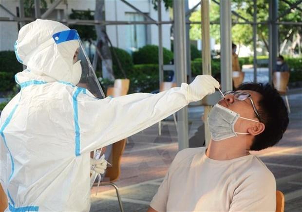 5月29日中午越南新增56例新冠肺炎确诊病例 hinh anh 1