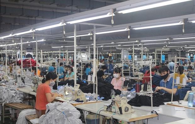 2021年前5月越南全国各工业园区引进外资60.2亿美元 hinh anh 1