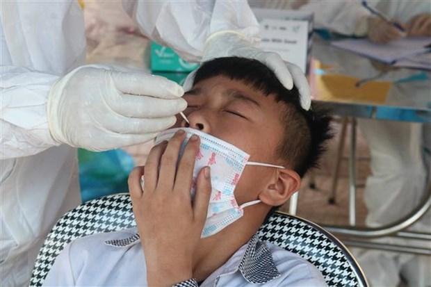 新冠肺炎疫情:6日上午越南新增102例确诊病例 hinh anh 1