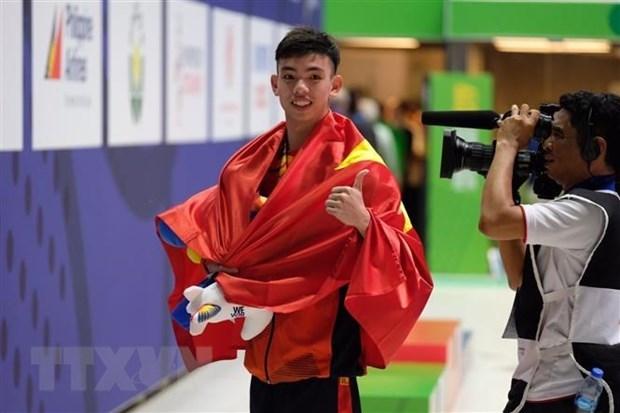 14名越南运动员获得2020年东京夏季奥运会参赛名额 hinh anh 1