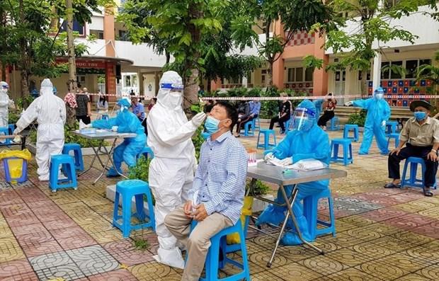8月1日越南新增新冠肺炎确诊病例8620例 治愈出院病例43157例 hinh anh 1