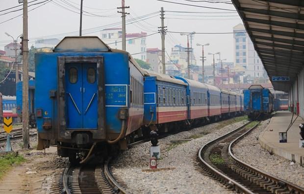 越南铁路运输迎来新机遇 hinh anh 1