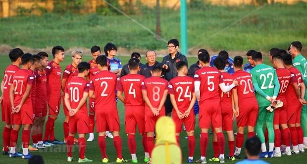 世界杯预选赛:对阵沙特阿拉伯球队的越南国家男子足球队名单正式公布 hinh anh 1