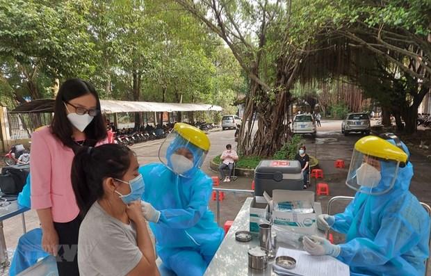 日本继续向越南、泰国和中国台湾提供疫苗援助 hinh anh 1