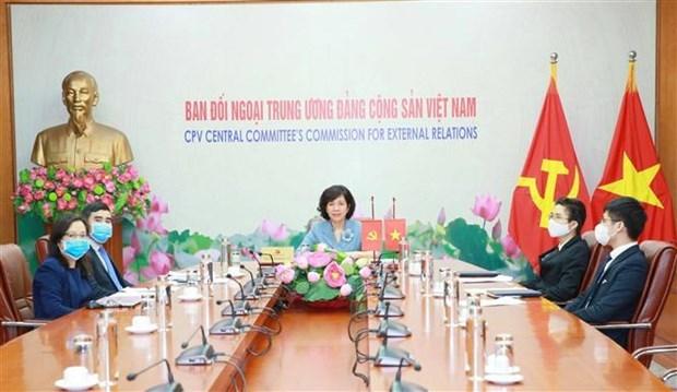越南共产党代表团出席第36届ICAPP常委会会议 hinh anh 1