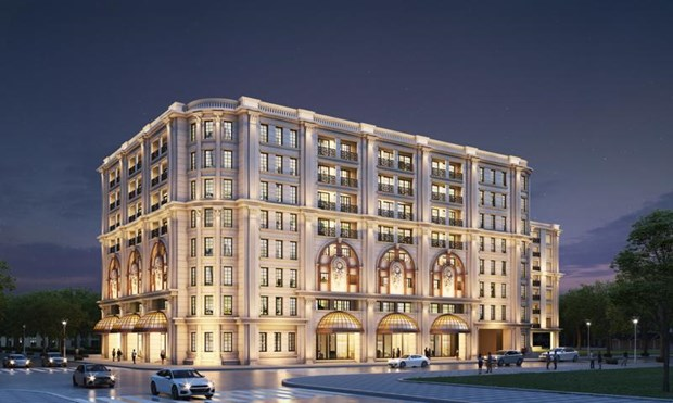 越南品牌住宅市场的发展潜力 hinh anh 1