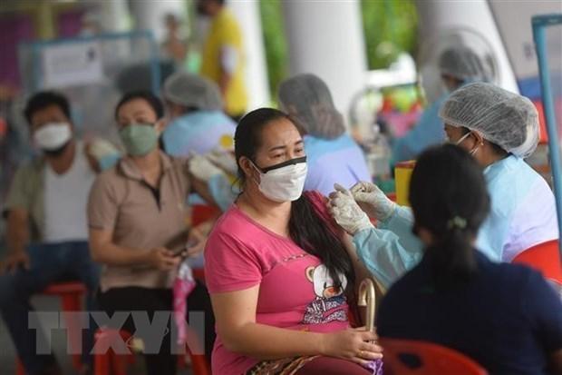 东南亚各国新冠肺炎疫情最新动态 hinh anh 1